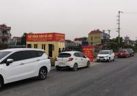 Bán đất dịch vụ Vân Canh, 55m2 x 4.5m MT, đường 11m giá rẻ