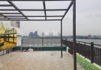 Phố Võng Thị - Tây Hồ - 18 căn hộ, ô tô, ~120 tr/th - 130m2, 7 tầng thang máy, MT 9m. Giá 35 tỷ