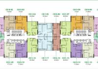 Cần bán căn hộ chung cư Eco Dream, căn 1615, DT 66,38m2, B/C ĐN, giá 2,05 tỷ, LH 0916 419 028