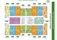 0966348068! Chính chủ cần bán căn hộ bên Phú Thịnh Green Park căn 1808, DT 87.8m2, 3PN, giá 2,2tỷ