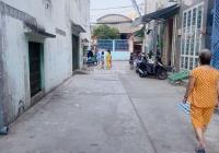 Nhà hẻm 5m Nguyễn Quý Yêm, An Lạc, Bình Tân. 5 x 10,2m (50,2 m2), cách mặt tiền chỉ 15m, hẻm thoáng