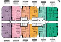 Chính chủ bán căn hộ chung cư 360 Giải Phóng 1503 - 80m2 IP1,1607-128m2, giá 30tr/m2. LH 0966292726