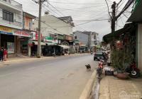 Bán đất liên kế mặt tiền đường Tô Vĩnh Diện, khúc đi vào chung cư Ngô Quyền, P6, Đà Lạt