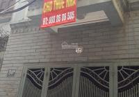 Cho thuê nhà 5 tầng mặt ngõ 42 Trương Công Giai, giá hợp lý