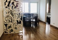 Bán căn hộ Vimeco 1 Phạm Hùng, DT 65m2, chia 2 phòng ngủ, 1 WC cửa dông bắc ban công tây nam