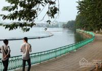 Nhà phố Trích Sài, 100m2, 8 tầng, thang máy, view hồ, chỉ nhỉnh 20 tỷ. 0336.23.6006