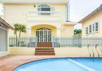 Cho thuê biệt thự Thảo Điền Compound Phú Nhuận hồ bơi sân vườn 927m2
