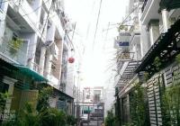 Bán nhà hẻm 6m - 71m2 x 5 tầng - Huỳnh Văn Nghệ, P15, Quận Tân Bình - 6,85 tỷ
