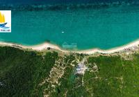 Bán nhanh lô đất mặt biển có bãi tắm Điệp Sơn - Bắc Vân Phong 4000m2, giá 5 triệu/m2