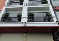 Bán nhà kinh doanh ô tô vào nhà ngay ngã tư đường đôi Tân Mai Trương Định Kim Đồng 55m2 xây mới 5T