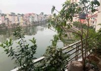 View hồ, ngõ ô tô thông Bồ Đề - Hồng Tiến - lô góc - tặng nội thất, gara, tiện ích ngập tràn