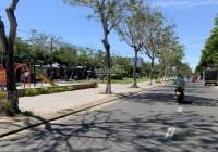 Bán lô 2 mặt tiền gần bến xe, Hòa An, Cẩm Lệ, 5*23m giá rẻ cho đầu tư