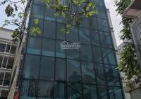 Chính chủ bán gấp nhà Trần Duy Hưng - 115m2 - 9 tầng - mặt tiền 8m - chỉ có 23 tỷ