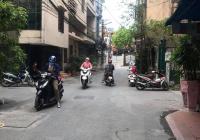 Bán nhà phố Trần Bình, Nam Từ Liêm, 55m2, 6m MT lớn, vỉa hè rộng ô tô tránh 0962039998