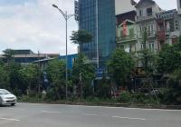 Bán lô đất mặt phố Nguyễn Hoàng 80m2 mặt tiền 6m, 2 mặt trước sau kinh doanh cho thuê VIP