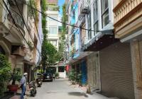 Bán nhà ngõ phố Nguyên Hồng Đống Đa, 7 tầng thang máy, mặt tiền 5m gara ô tô