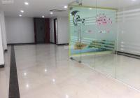 Văn phòng giá rẻ 125m2 mặt phố Nguyễn Ngọc Nại vị trí đắc địa, bàn giao cơ bản