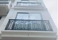 Bán nhà 4t xây độc lập 35m2, Dương Nội, ô tô vào đến cửa ngõ thông, lh 0989798359