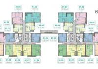 Chính chủ cần bán CHCC Phương Đông Green Park tầng 1912, DT 52m2 giá bán 1,600 tỷ/căn: 0981129026