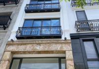 Cho thuê nhà mặt phố Minh Khai, 35m2 xây 6 tầng mới hoàn thiện cơ bản nội thất, thang máy, gara ôtô