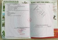 Bán đất trục đường D2 KĐT Phúc Đạt 80m2 giá 3,9 tỷ, LH 0939844866