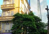 Bán nhà Kim Mã Thượng lô góc 3 thoáng, 40m2, 7.5m mặt tiền giá, vỉa hè, KD, giá 10.5 tỷ