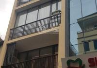 Bán nhà 7 tầng 65m2 mặt phố Đỗ Quang - Trung Hoà Nhân Chính thông sàn, đường thông, KD cho thuê tốt