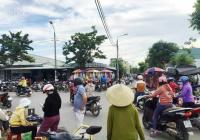 Hot! 1 lô duy nhất đối diện chợ Điện Nam Trung đường 27m kinh doanh sầm uất. LH: 0774477016