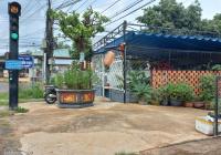 Nhà tôi kẹt tiền bán lô đất mặt tiền đường Hùng Vương nối dài. Diện tích: 100m2, thổ cư, sổ hồng
