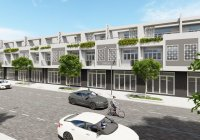 Shophouse Bàu Xéo, tâm điểm kết nối đầu tư, mặt tiền QL1A