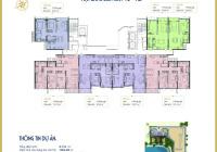 Bán xuất ngoại giao căn góc 3PN DT 123m2, tầng đẹp 15 view Hồ Thành Công ở BRG Grand Plaza, full NT