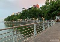 Bán mảnh đất vàng mặt phố vũ miện cách 1 nhà ra Hồ Tây, giá 48.5 tỷ