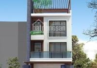 Bán nhà mặt phố Nguyễn Văn Huyên, Cầu Giấy, Hà Nội, DT 70m2, MT 5m, 4 tầng, 20 tỷ, LH 0816 261 424
