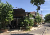 Chủ cần tiền bán gấp lô góc đất ở hai mặt tiền đường Nguyễn Năng Lự giá rẻ nhất khu vực. DT 172,75m