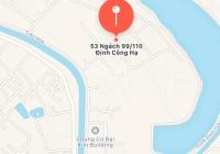 Bác Quang - 0868.537.366 cho thuê nhà riêng 4 tầng, giá 7tr/th tại Định Công Hạ. Xem nhà 24/24/7