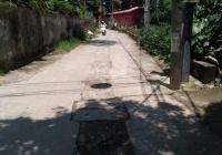 Bán 160m2 đất Duyên Hà - Thanh Trì, MT 12m, đường CRV, 2.85 tỷ