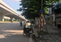 Cần bán đất phân lô DT 121m2, MT 9m trong ngõ 268 ngay ngã tư Trần Cung và Phạm Văn Đồng