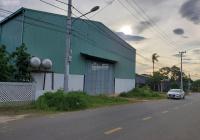 Sang nhượng lại nhà xưởng mới xây dựng cách khu công nghệ cao 3km có 750m2 đất ở tại xã Hòa Ninh