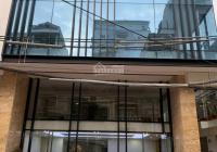 Cho thuê nhà mặt phố Xã Đàn, DT 96m2, 6 tầng 1 hầm, mặt kính xanh hiện đại, mới xây, giá 158 triệu