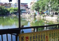 Bán gấp nhà lô góc, vỉa hè rộng phố Khương Hạ, diện tích 52m2 x 4T, mặt tiền 4.3m, giá chỉ 9.3 tỷ