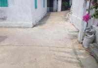 Bán đất tặng nhà C4, 50m2 đất xã Đồng Tháp, Đan Phượng, ngõ thông ôtô vào nhà, MT: 5.14m, giá 23tr