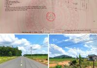Bán đất mặt tiền DT 744 Ngang 40x60m - giá đầu tư - hỗ trợ thủ tục online