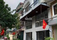 Cho thuê nhà Giang Văn Minh 88,7m2 x 5T, MT 4m3, giá 25 triệu/tháng, LH 0374113231