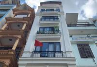 Chính chủ, bán nhà mặt phố Tam Khương. 35m2, 6 tầng, MT 4m3, đường oto tránh, vỉa hè kinh doanh