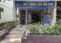 Bán căn Shophouse góc khe thoáng hướng Đông Nam đẹp tại Vinhomes Thăng Long, Hoài Đức, Hà Nội