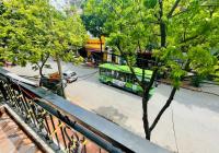 Bán nhà mặt phố lô 1 Đền Lừ, 43m2x5T, thang máy, giá 10.6 tỷ, đường 30m, vỉa hè 5m, kinh doanh
