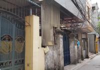 Bán nhà đất ngõ 68 Nguyễn Văn Linh, ngõ nông ô tô 62m2 MT 3.8m, giá 2.4 tỷ