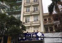 Cần bán nhanh tòa nhà 8 tầng MP Nguyễn Khang, DT 140m2, MT 6m, giá bán 46 tỷ