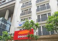 Bán nhà 6T mặt phố 28 Trần Bình 104m2, căn góc 3 mặt tiền full nội thất, thang máy, hầm, 0936586758
