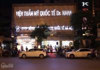 Cho thuê toà nhà 7 tầng mặt phố Trần Khát Chân